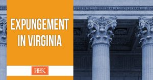 expungement in virginia